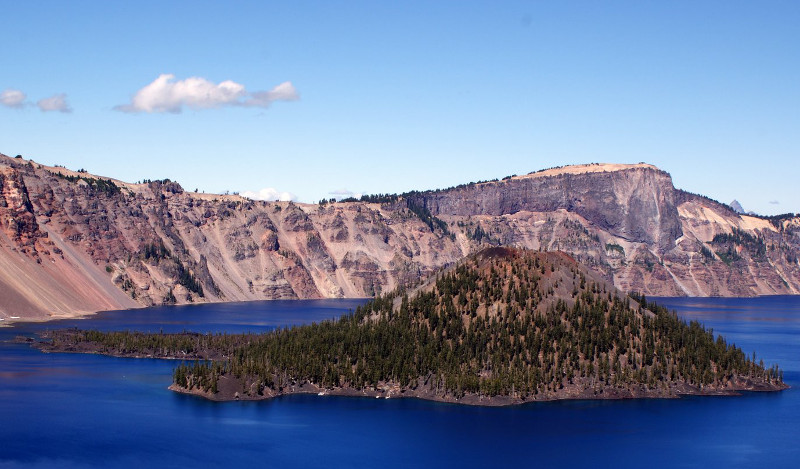 Road Trip, Crater Lake