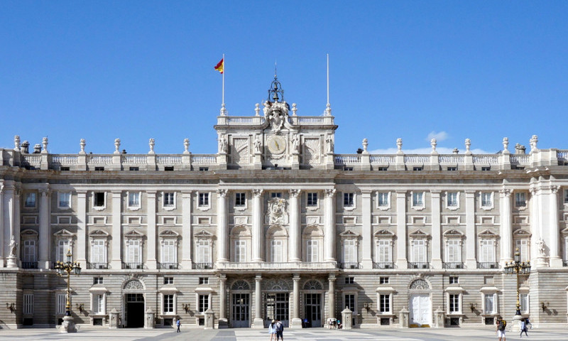 Мадрид - день 1