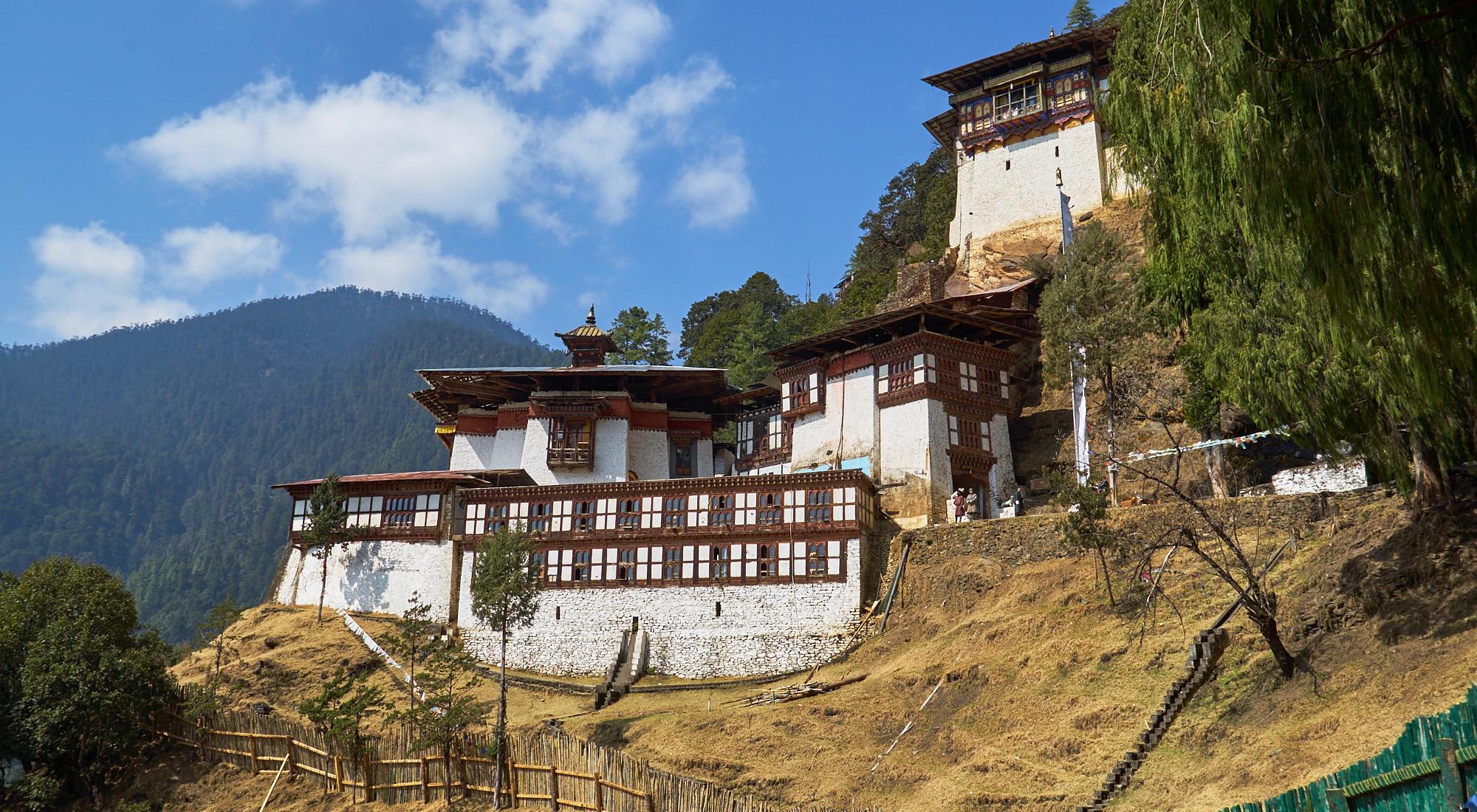 Монастырь Чери, Бутан