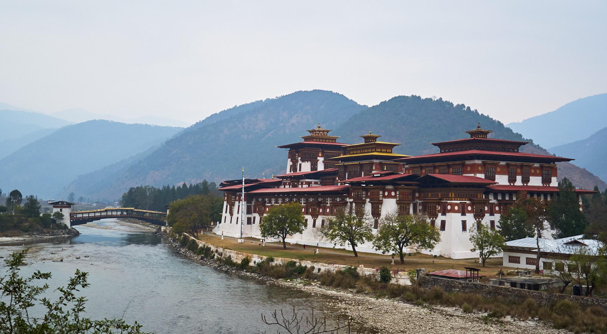 Пунакха, Бутан