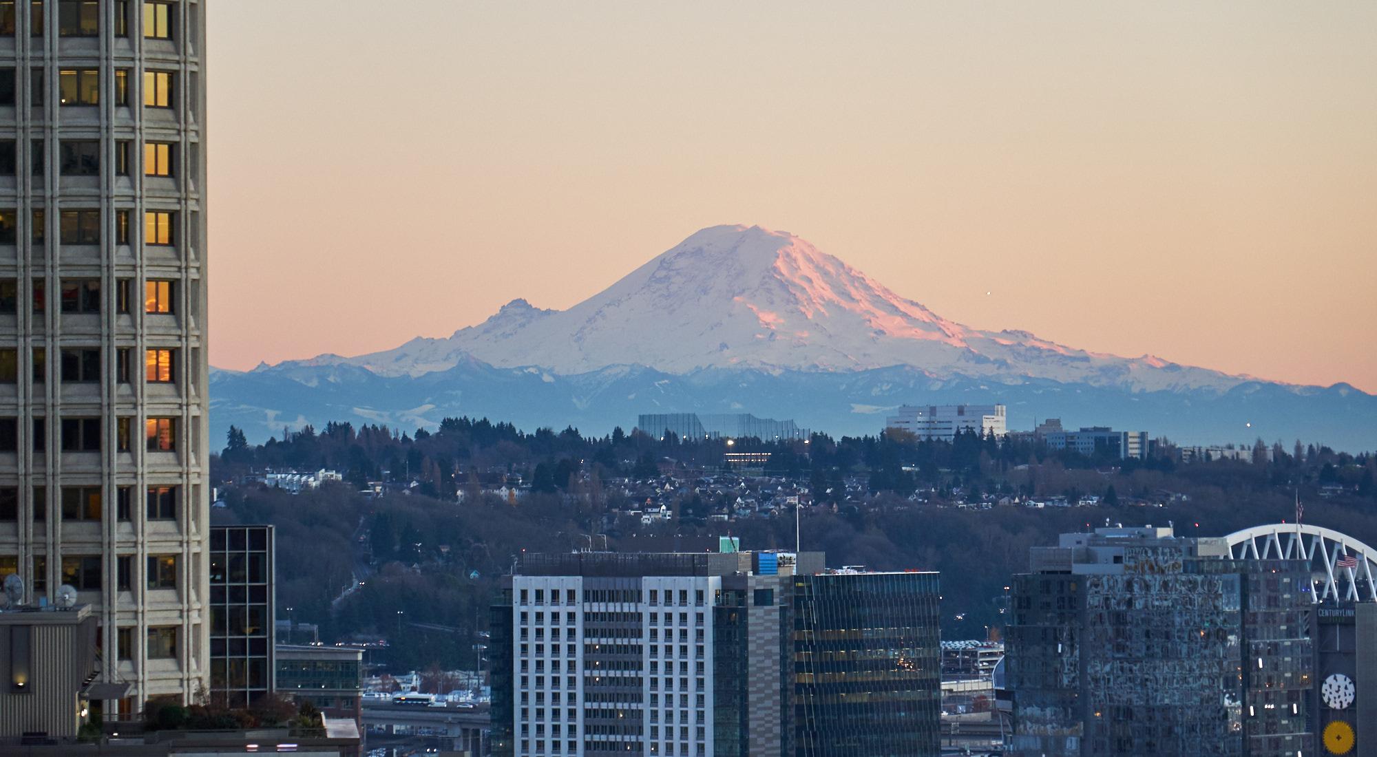 Сиэттл, Вашингтон